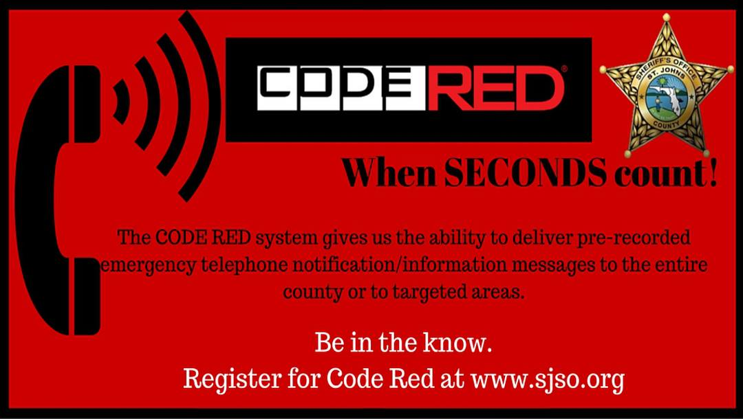 click here to register for code red